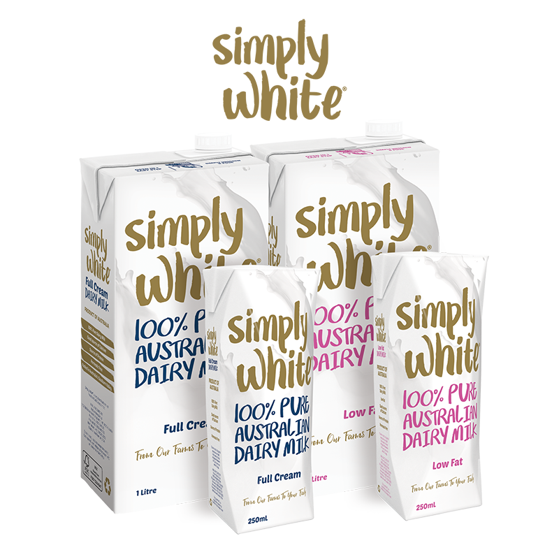 Freedom Foods | Simply White