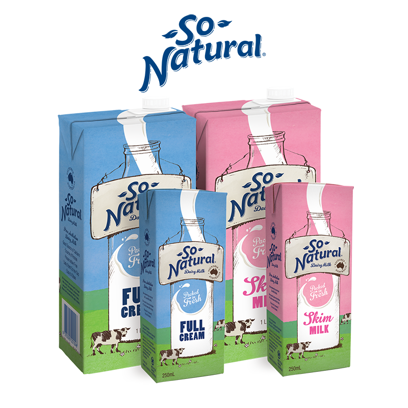 Freedom Foods | So Natural