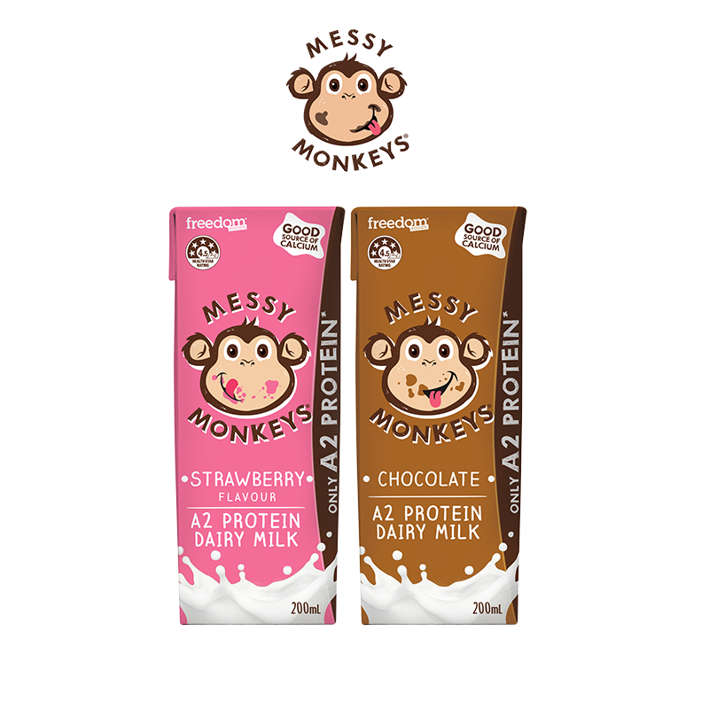 Freedom Foods | Messy Monkeys
