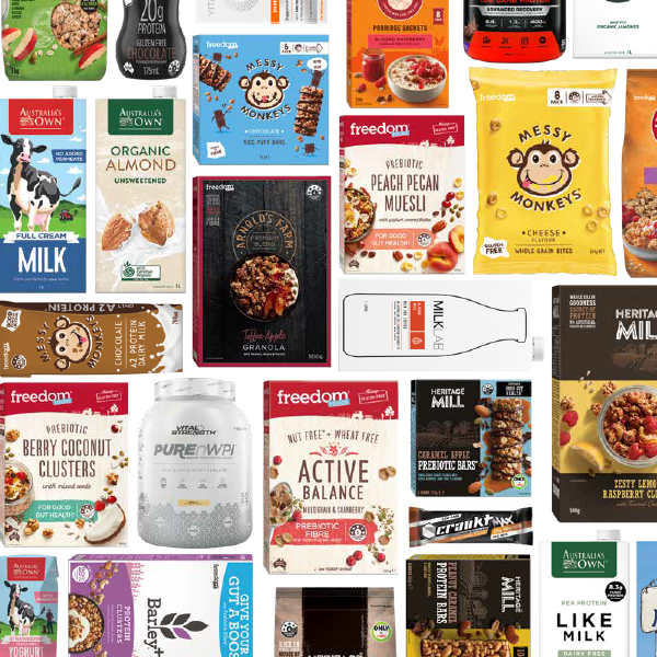 Freedom Foods - Our Brands